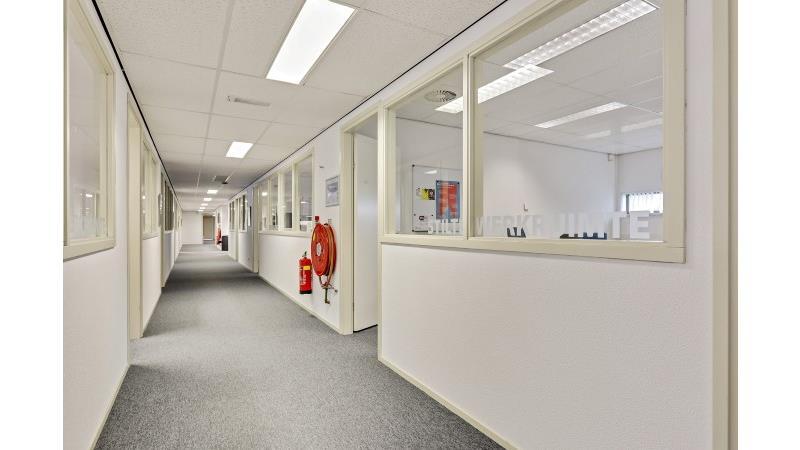 De schakel 10 vught kantoor te huur - Kantoor transparant glas ...