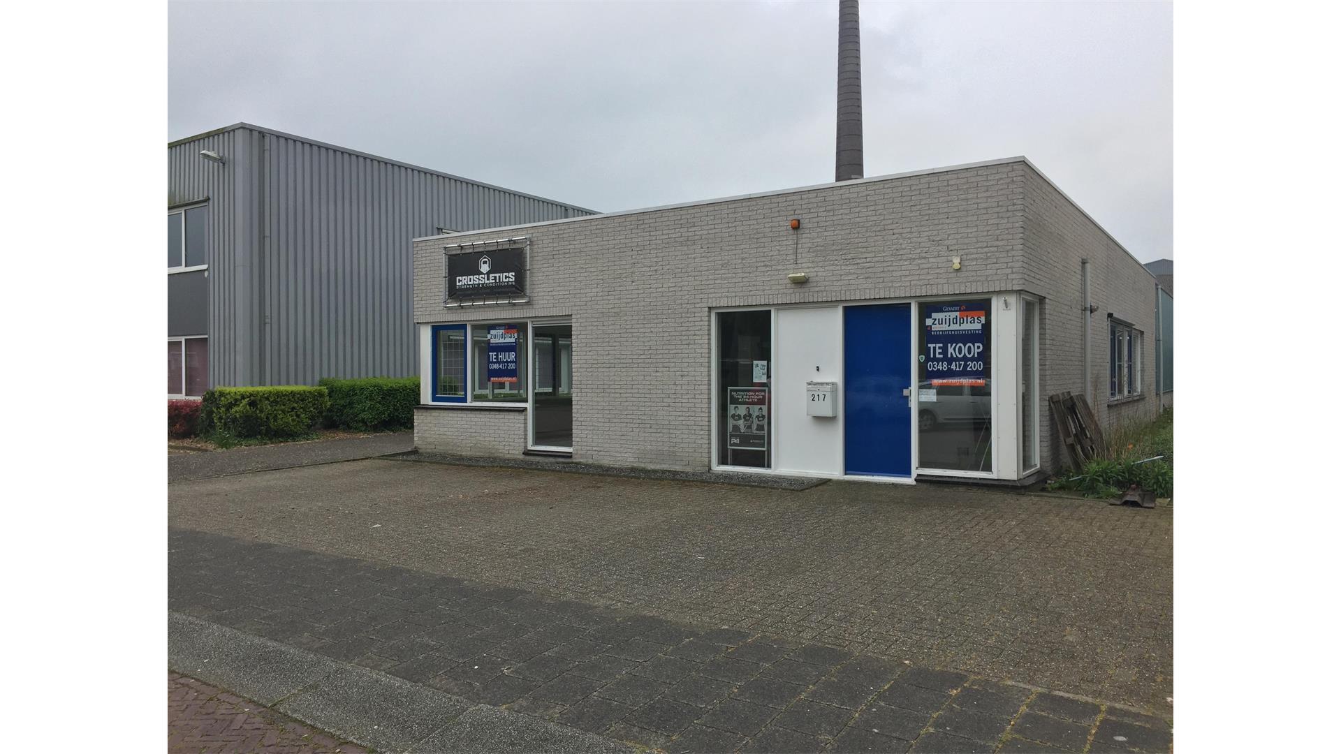 Garage Huren Woerden : Leidsestraatweg woerden kantoor te huu