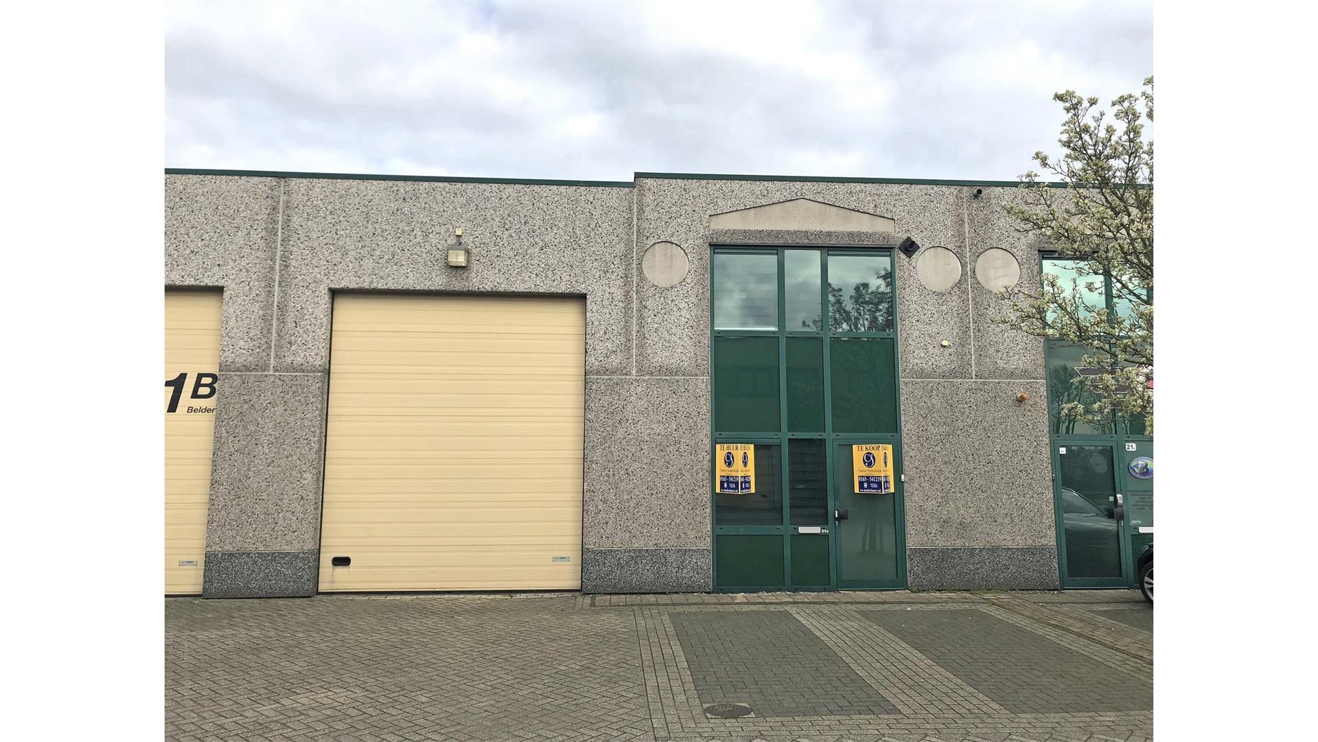 c45dd32399b Belder 21C, Roosendaal, Bedrijfsruimte te Hu...